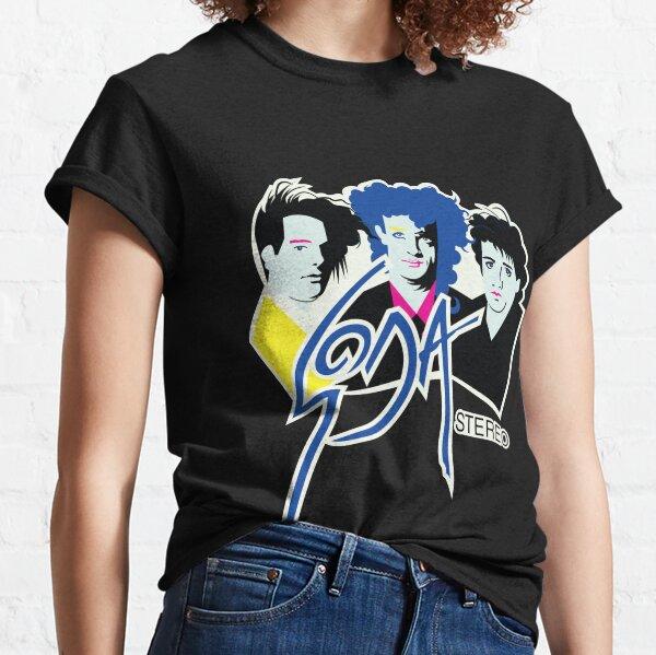 Soda Stereo Camiseta clásica