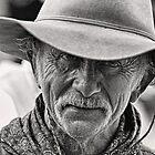 Rugged Cowboy by Barbara Manis