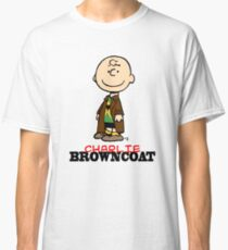 Charlie Browncoat Classic T-Shirt