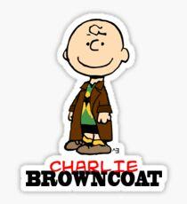Charlie Browncoat Sticker