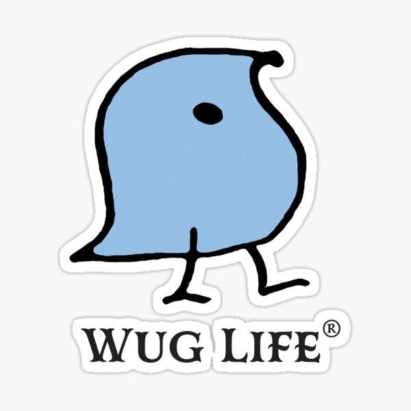 Wug Life Sticker