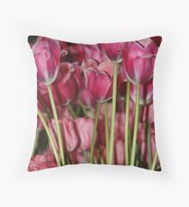 Stand Pretty Throw Pillow
