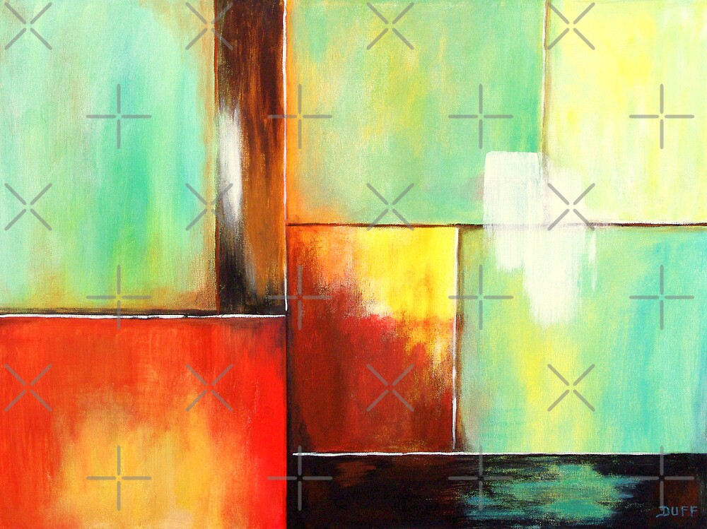 Glass Houses XI by Josie Duff