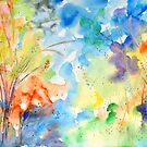 Blooming Colors by Josie Duff