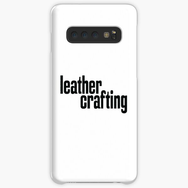Leather Crafting Samsung Galaxy Snap Case