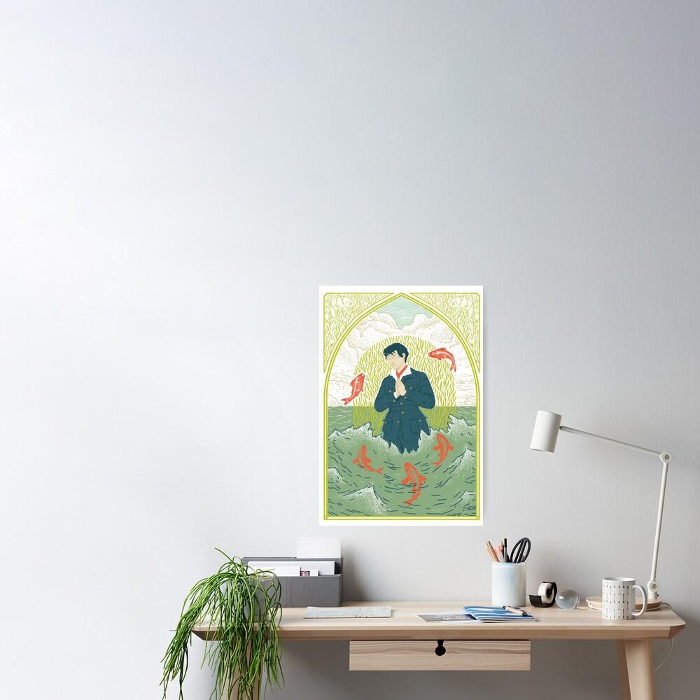 eroda tarot poster Poster