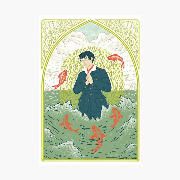 eroda tarot poster Photographic Print