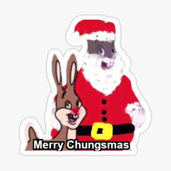 Merry Chungsmas Sticker