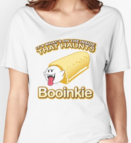 Booinkie Women's Relaxed Fit T-Shirt