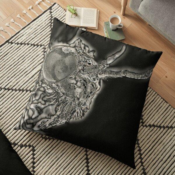 Spectral Darkness 13 Floor Pillow