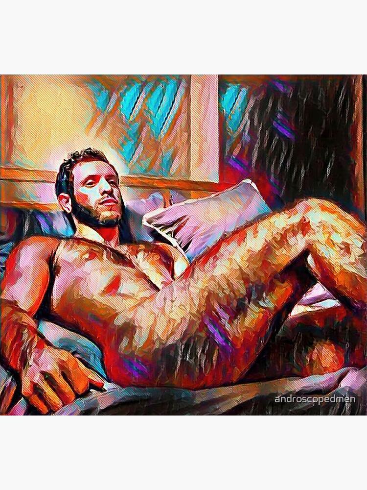 Naked Regret by androscopedmen