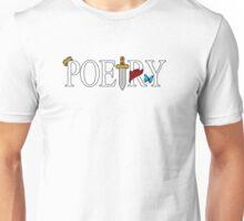 Merlin & Arthur - Poetry Unisex T-Shirt