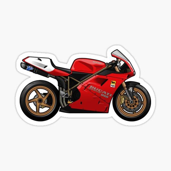 Ducati 916 Sticker