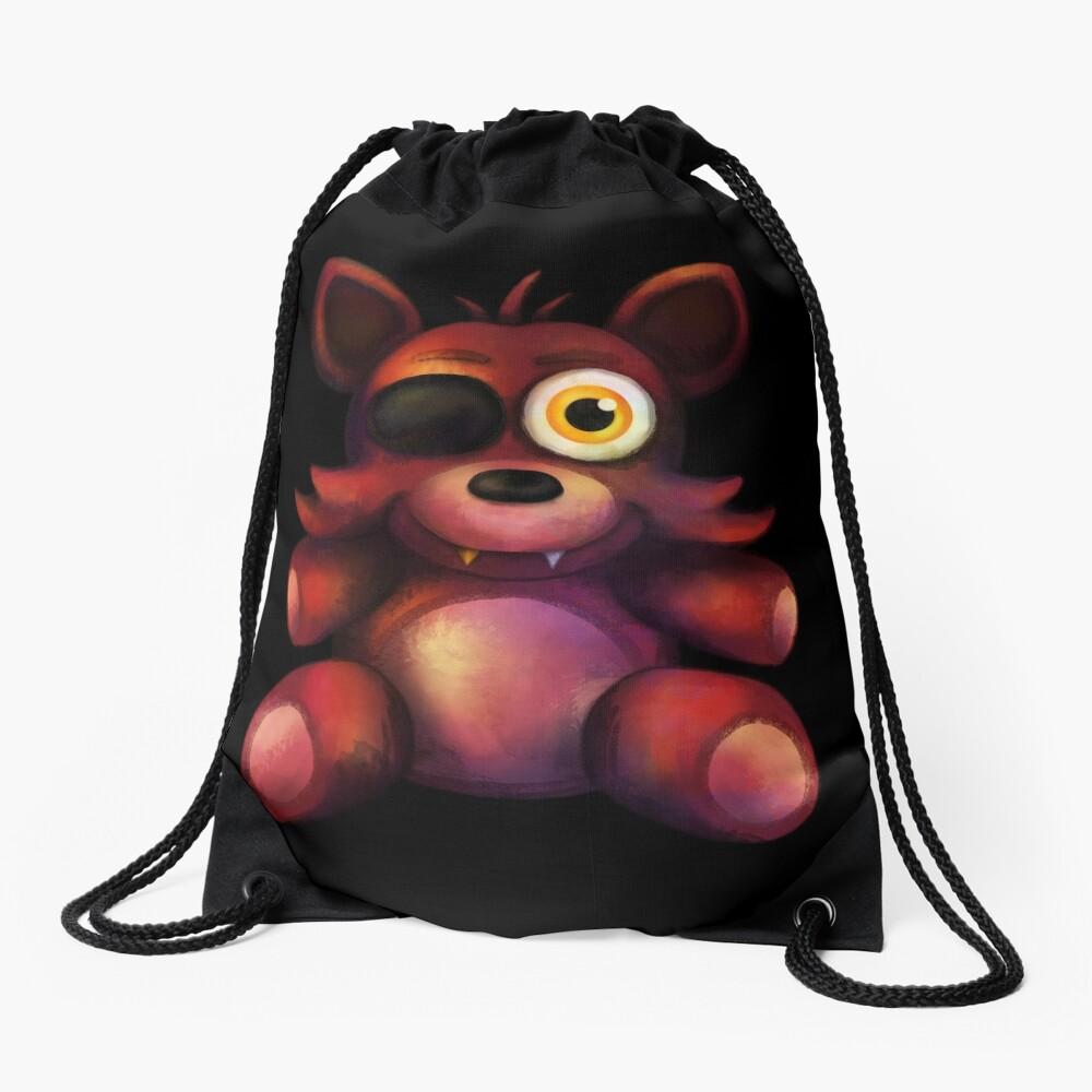 Five Nights at Freddy's - Fnaf 4 - Foxy Plush Drawstring Bag
