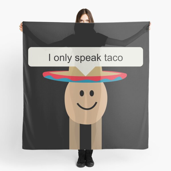 Funny Roblox Memes Scarves Redbubble
