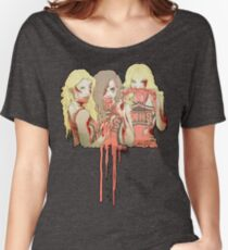 Zombie Unholy Trinity v.2 Women's Relaxed Fit T-Shirt