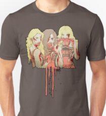 Zombie Unholy Trinity v.2 Unisex T-Shirt