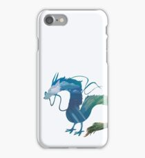 Haku Spirited Away iPhone Case/Skin