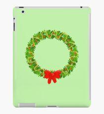 Holiday Wreath iPad Case/Skin