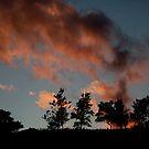 Burning Sky by Daniel Yates