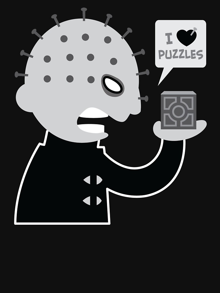 I Love Puzzles by murphypop