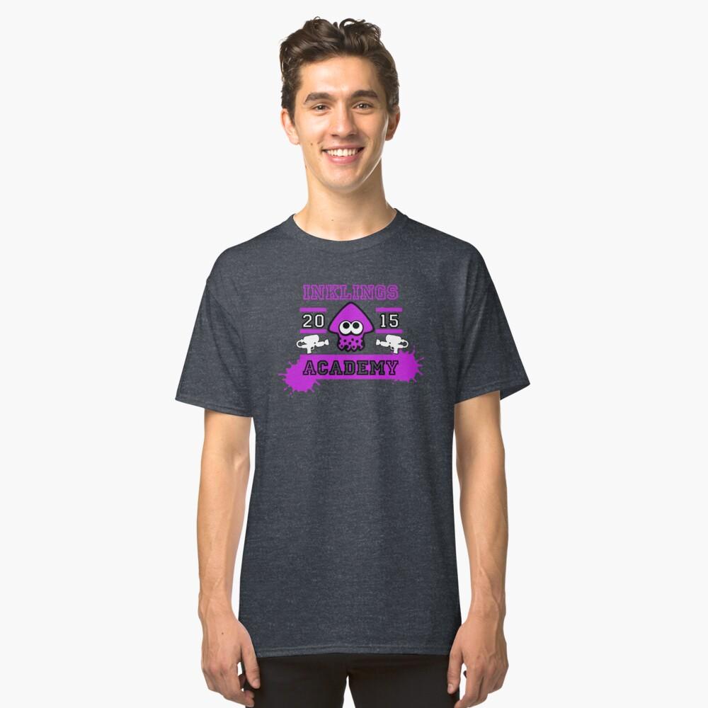 T-shirt classique «SPLATOON ACADEMY PURPLE»