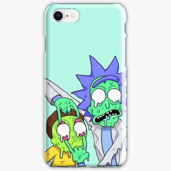 Rick and Morty  iPhone Snap Case