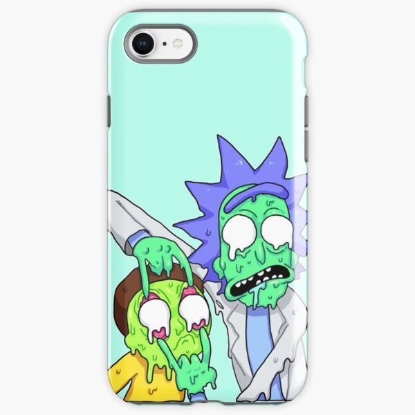 Rick and Morty  iPhone Tough Case