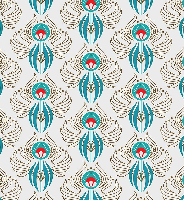 Peacock by sharm d