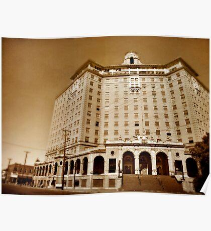 The Baker Hotel Poster