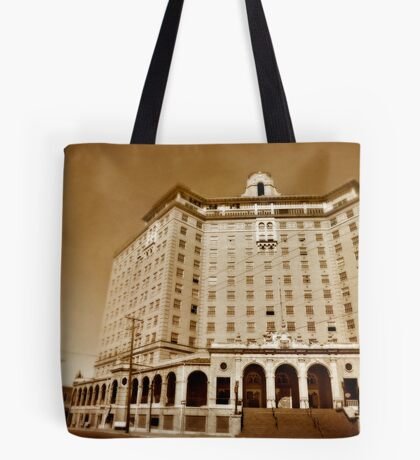 The Baker Hotel Tote Bag