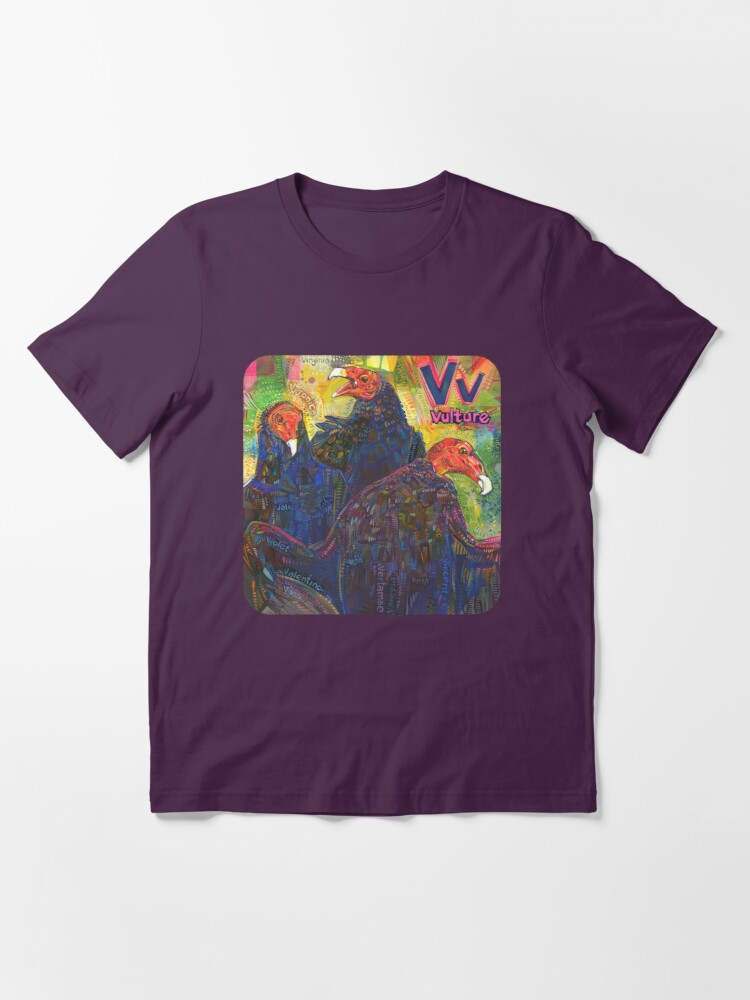 Alternate view of V Is for Vulture - 2019 Essential T-Shirt