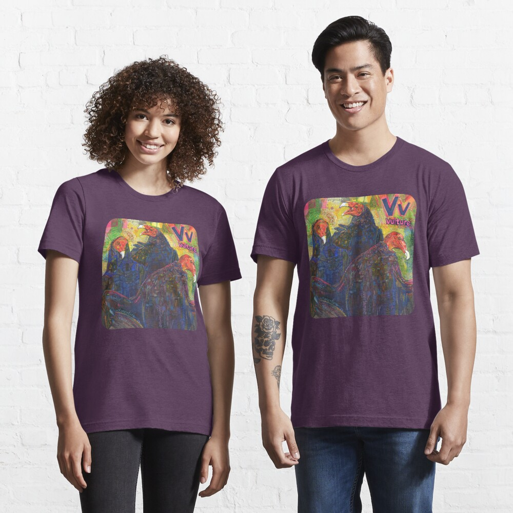 V Is for Vulture - 2019 Essential T-Shirt
