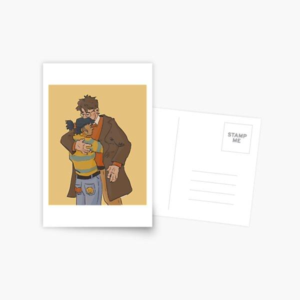Dick and Jane Postcard