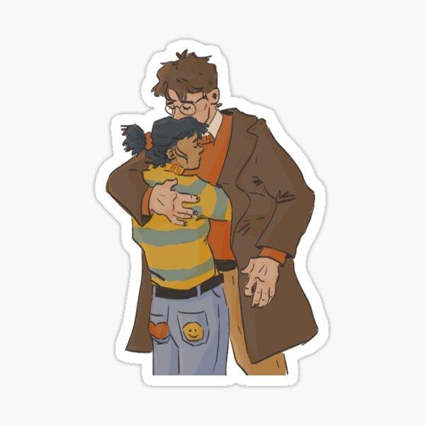 Dick and Jane Sticker