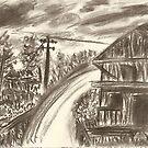 Winding Road by Vicki Lau