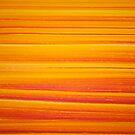 Orange Stripes by Jenny Dean