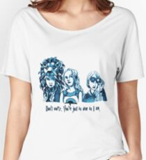 Loony Lovegood Women's Relaxed Fit T-Shirt
