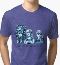 Loony Lovegood Tri-blend T-Shirt