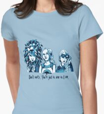 Loony Lovegood Women's Fitted T-Shirt