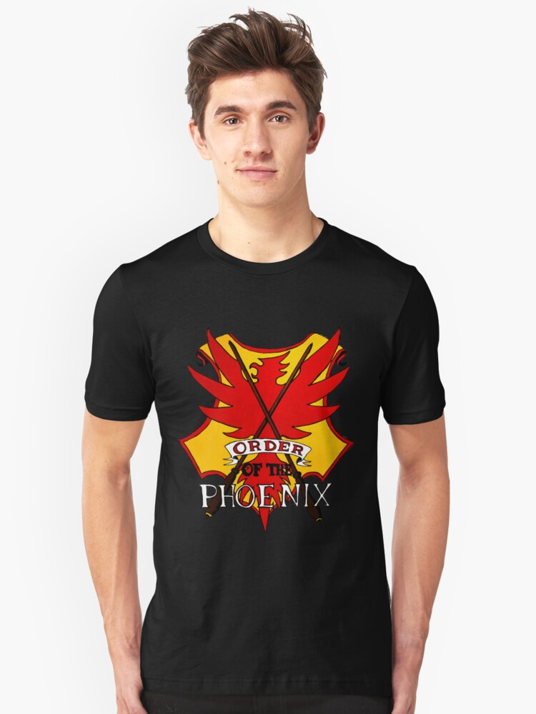 Order of the Phoenix Unisex T-Shirt Front