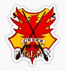 Order of the Phoenix Sticker