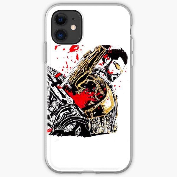 Cutting Edge - Deus Ex: Human Revolution iPhone Soft Case
