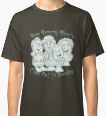 Grim Grinning Ghosts Classic T-Shirt