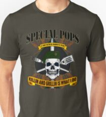 #1 DAD SPECIAL POPS T-Shirt