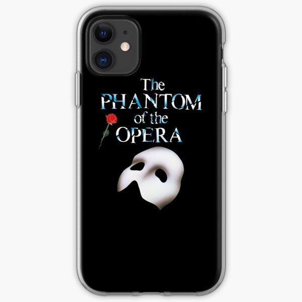 The Great Phantom Of Opera Show Iphone Case Cover By Nrtey7w7384 Redbubble
