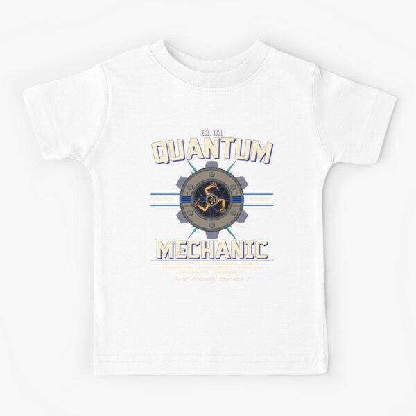 QUANTUM MECHANICS Kids T-Shirt