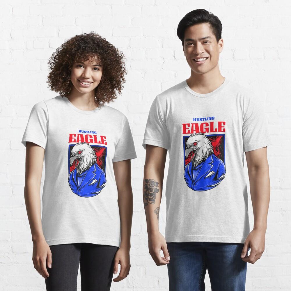 Hustling Eagle Essential T-Shirt