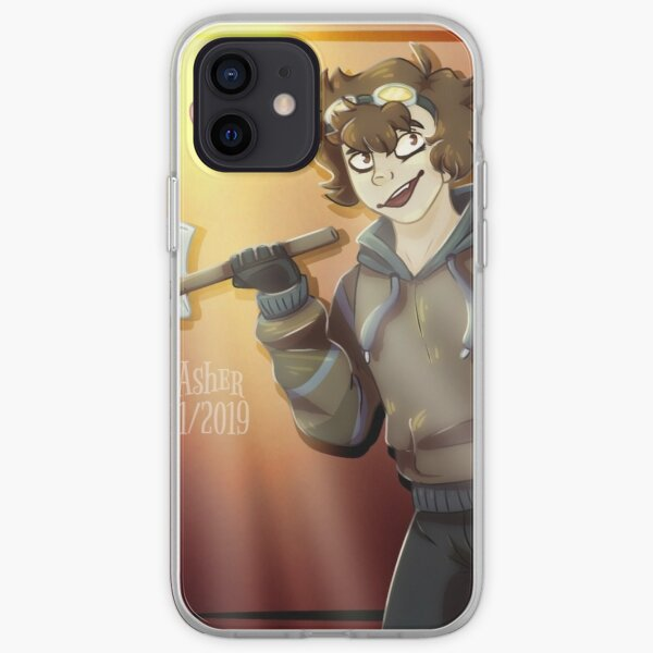 Ticci Toby iPhone Case & Cover by Logic Asher