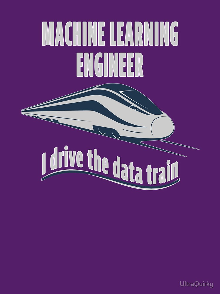 Machine Learning Engineer. by UltraQuirky